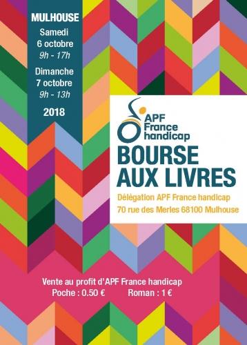 Octobre 2018 - Affiche - Flyer Bourse aux livres.jpg