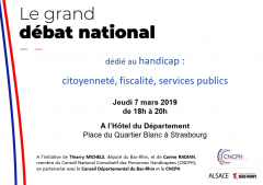 Grand débat National Strasbourg 7 mars 2019.PNG